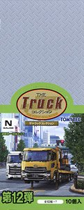 The Truck Collection Vol.12 (Set of 10) (Model Train)