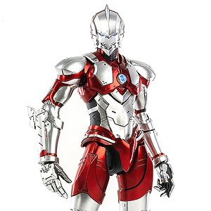 ULTRAMAN SUIT (Anime Version) (完成品)
