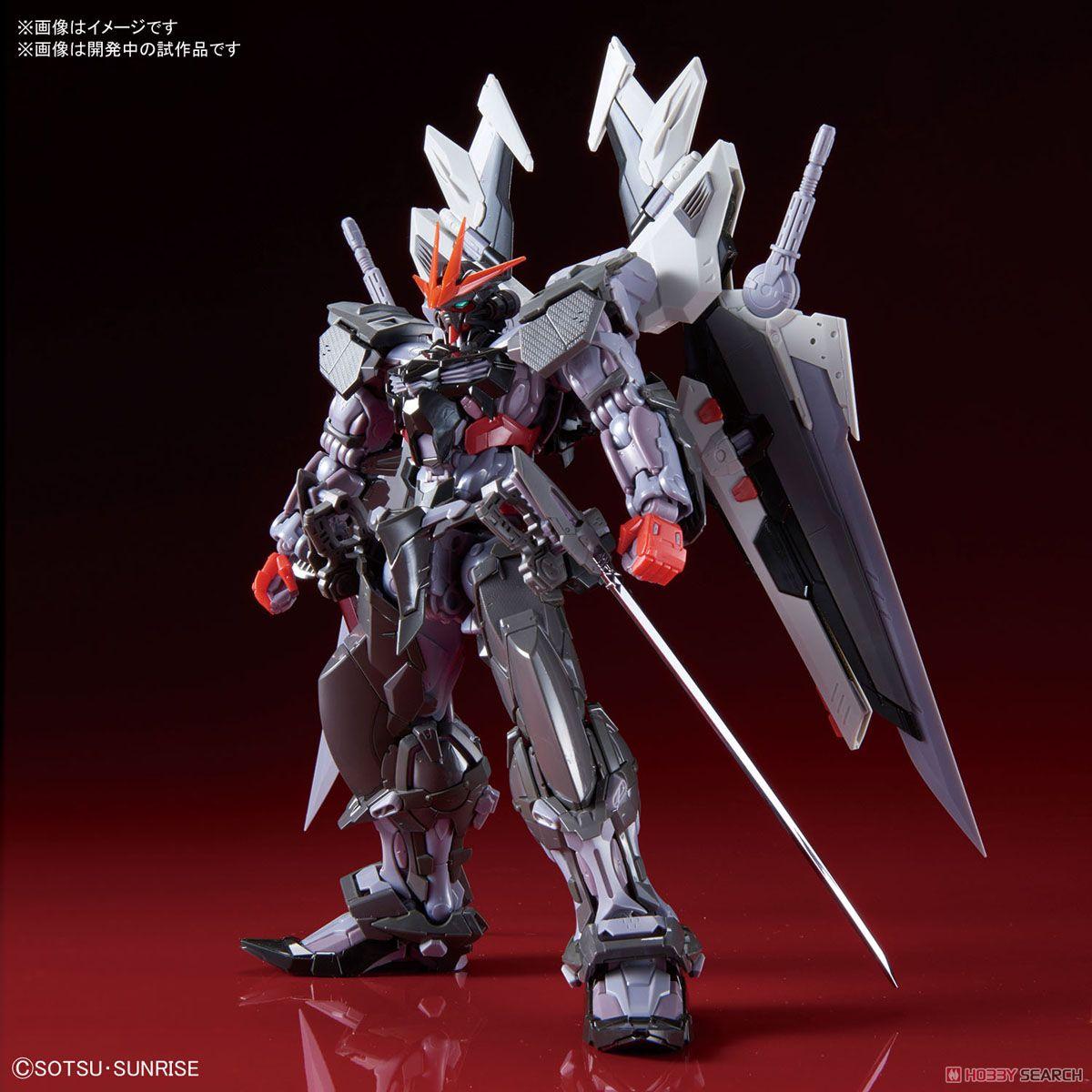 High-Resolution Model Gundam Astray Noir (1/100) (Gundam Model Kits) Item picture2