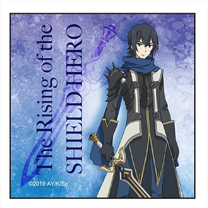 The Rising Of The Shield Hero Square Can Badge Ren Amaki Anime Toy Hobbysearch Anime Goods Store