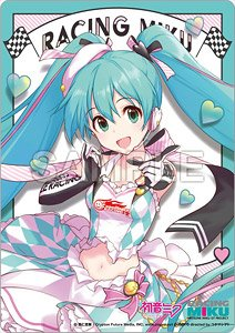 Hatsune Miku Racing Ver. 2019 Mouse Pad (1) (Anime Toy)