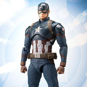 S.H.Figuarts Captain America (Avengers: Endgame) (Completed)