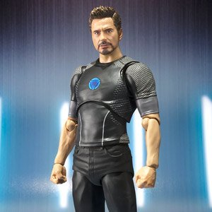 S.H.Figuarts Tony Stark (Completed)