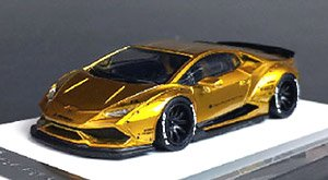 LIBERTY WALK LB-WORKS Huracan LP610 Gold (ミニカー)