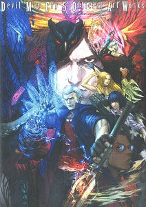Devil May Cry 5 Official Artworks (Art Book)