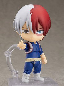 Nendoroid Shoto Todoroki: Hero`s Edition (PVC Figure)