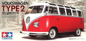 Volkswagen Type2 T1 (M-06 Chassis) (RC Model)