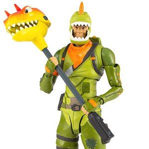 "Fortnite REX 7/"" McFarlane Toys Action Figure"