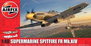 スーパーマリン スピットファイア FR Mk.XIV (プラモデル)