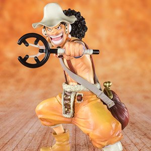 Figuarts ZERO One Piece SNIPER KING USOPP PVC Figure BANDAI NEW from Japan
