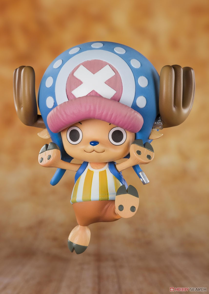 Figuarts Zero `Cotton Candy Lover` Chopper (PVC Figure) Item picture1