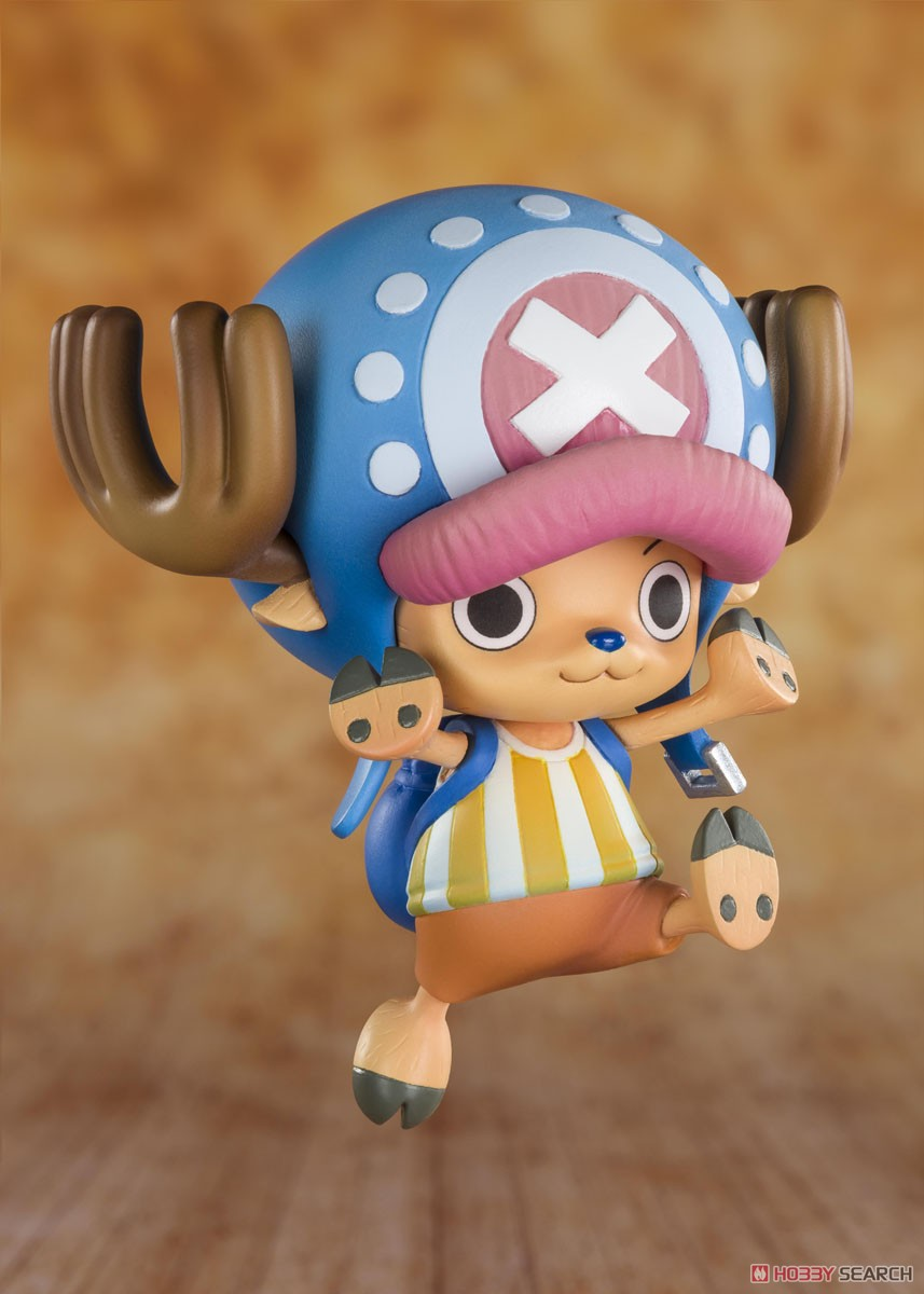 Figuarts Zero `Cotton Candy Lover` Chopper (PVC Figure) Item picture2