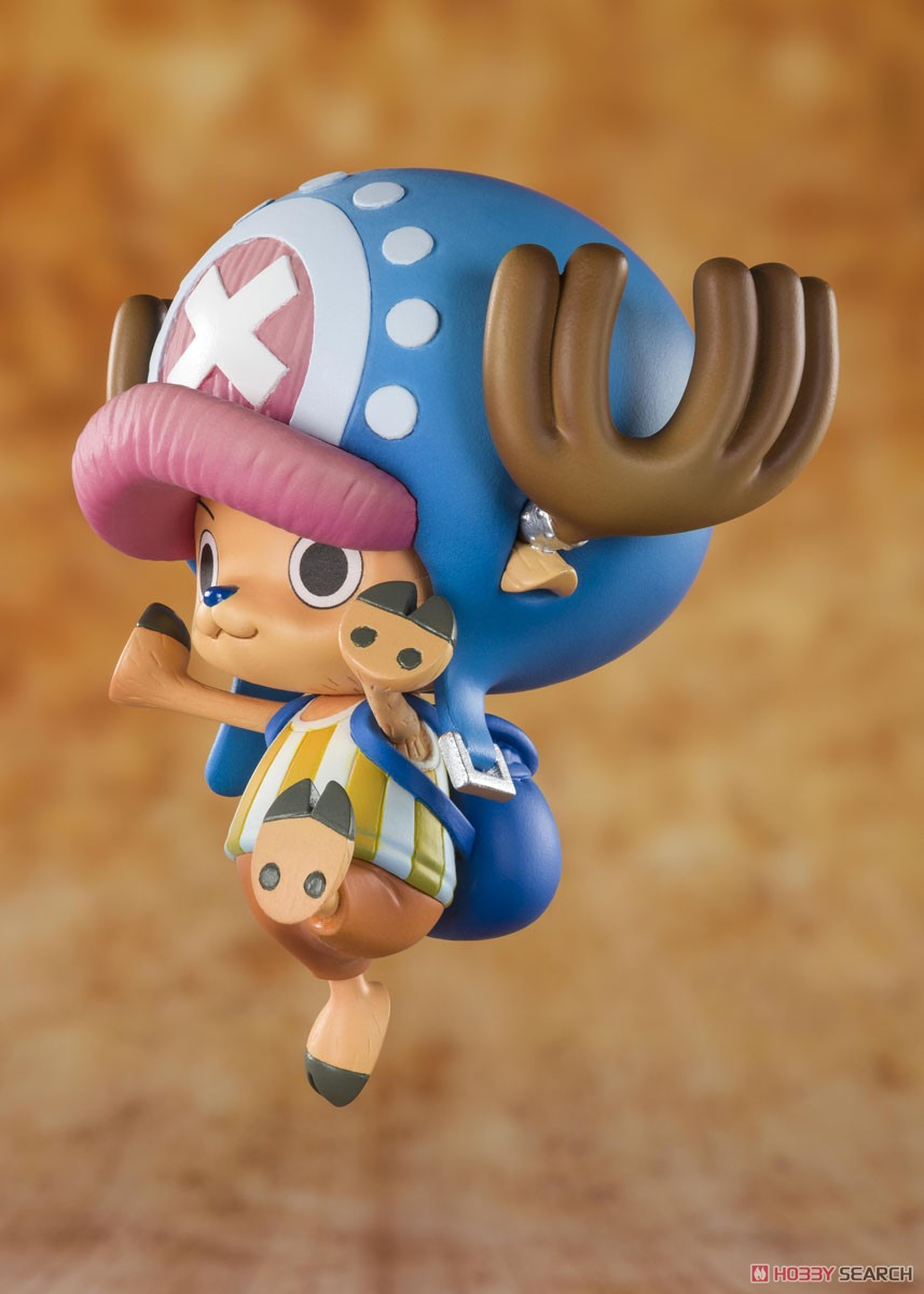 Figuarts Zero `Cotton Candy Lover` Chopper (PVC Figure) Item picture3