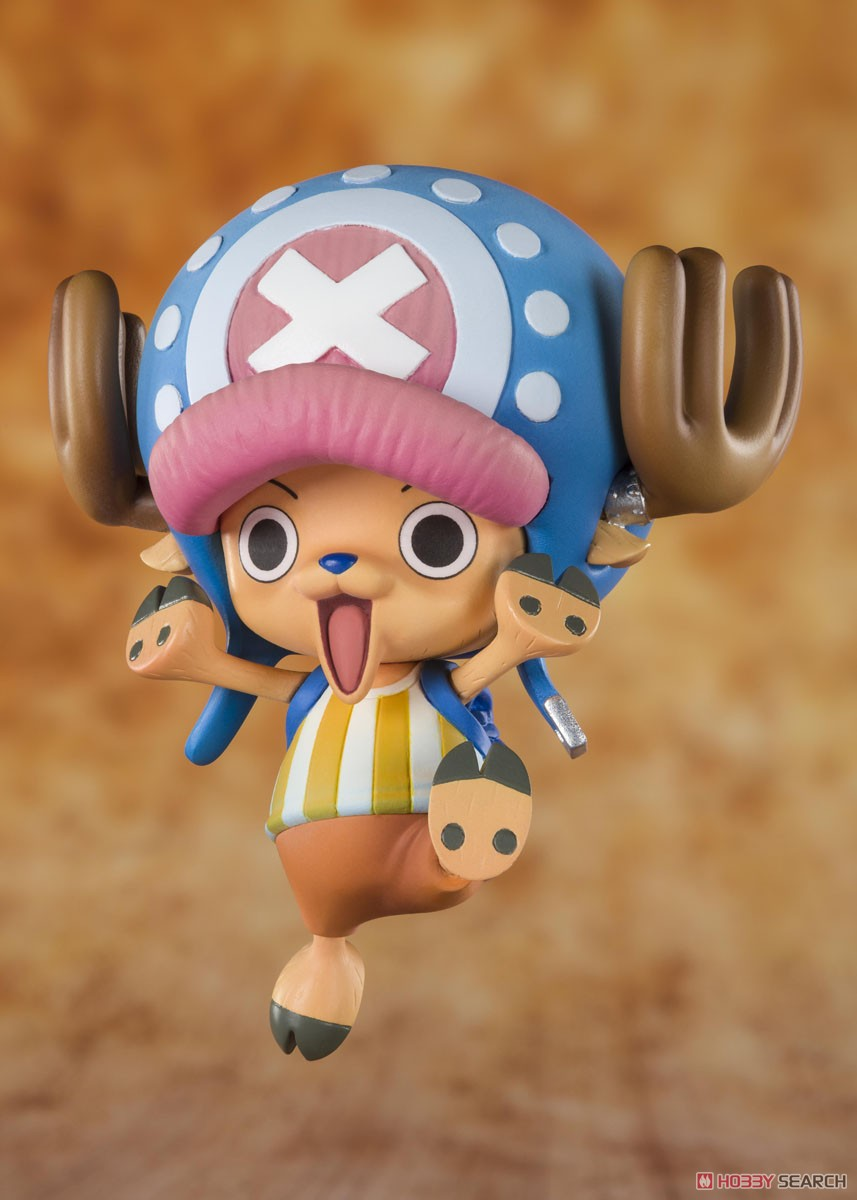 Figuarts Zero `Cotton Candy Lover` Chopper (PVC Figure) Item picture4