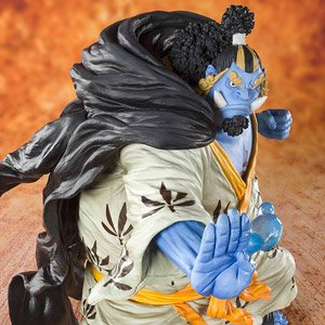 Figuarts Zero `Knight of the Sea` Jinbe (PVC Figure)