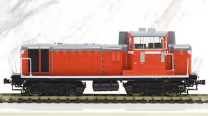 1/80(HO) J.N.R. DD16 Warm Place Type (Pre-colored Completed) (Model Train)