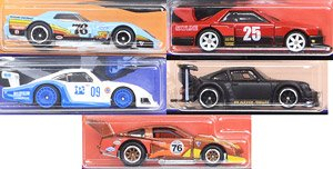 Hot Wheels Car Culture Assort Silhouettes (10個入り) (完成品)