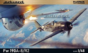 Fw190A-8/R2 プロフィパック (プラモデル)