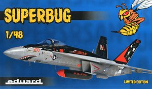 Superbug F/A-18E Limited Edition (Plastic model)