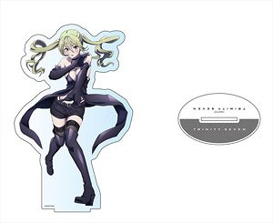 Trinity Seven the Movie: Heavens Library & Crimson Lord Big Acrylic Stand Lieselotte Sherlock (Anime Toy)