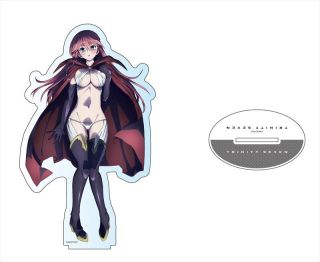 Trinity Seven The Movie Heavens Library Crimson Lord Big Acrylic Stand Lilith Asami Aeshma Anime Toy Hobbysearch Anime Goods Store The volume was originally released on november 5, 2011 and currently slated for release in the us on august 18, 2015. trinity seven the movie heavens