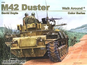 M42 Duster Walk Around (SC) (Book)