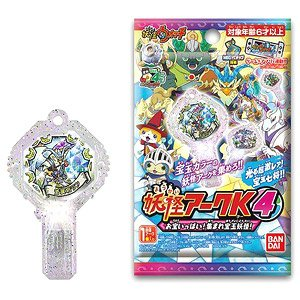 Yo-Kai Arc K4 (Set of 10) (Character Toy)