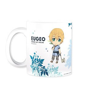 Sword Art Online Alicization Nendoroid Plus Mug Eugeo (Anime Toy)