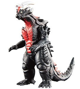 Ultra Monster 107 Hellberus (Character Toy)