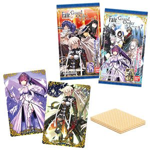 Fate/Grand Order Wafer 7 (Set of 20) (Shokugan)