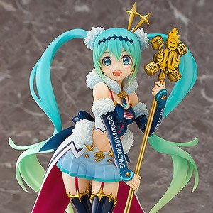 Racing Miku 2018: Challenging to the Top (PVC Figure)