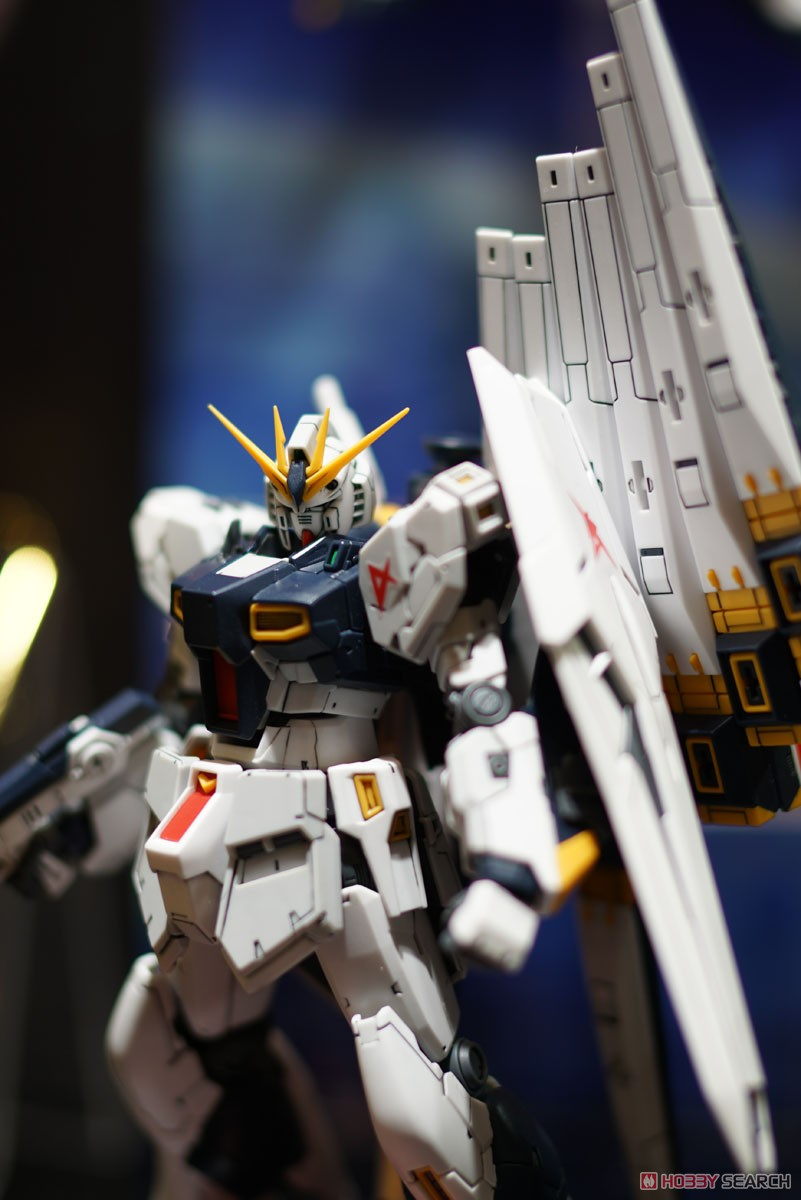 Nu Gundam (RG) (Gundam Model Kits) Other picture10