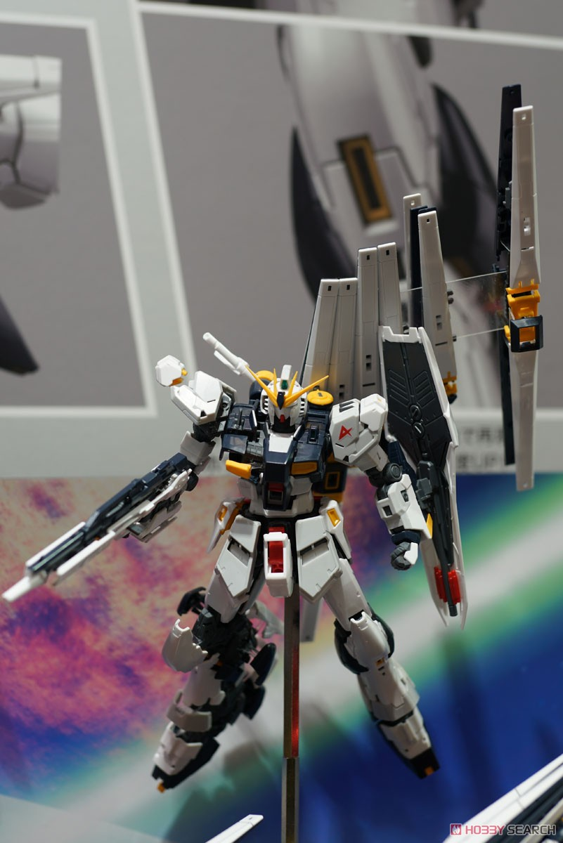 Nu Gundam (RG) (Gundam Model Kits) Other picture11