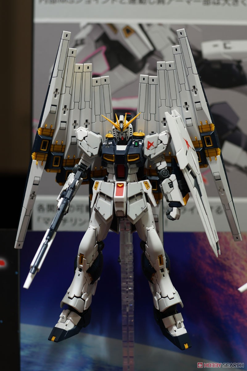 Nu Gundam (RG) (Gundam Model Kits) Other picture13