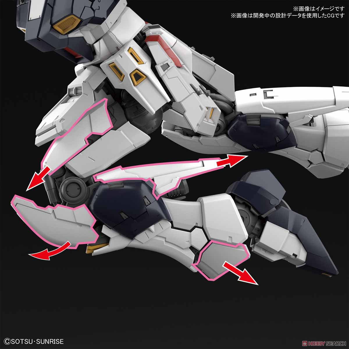 Nu Gundam (RG) (Gundam Model Kits) Other picture7