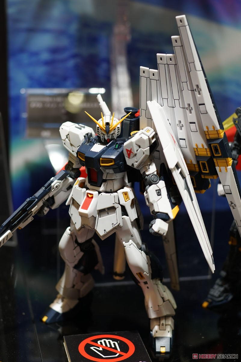 Nu Gundam (RG) (Gundam Model Kits) Other picture9