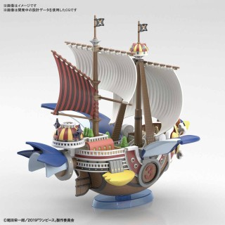 ONE PIECE Grand Ship Collection Thousand Sunny Plastic Model