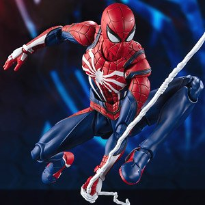 S.H.Figuarts Spider-Man Advanced Suit (Marvel`s Spider-Man) (Completed)