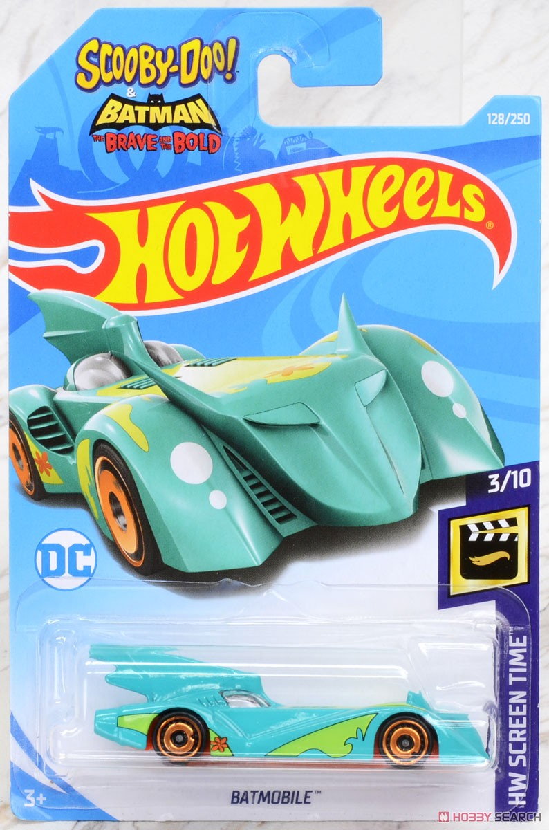 Hot Wheels HW Screen Time Batmobile (完成品) パッケージ1