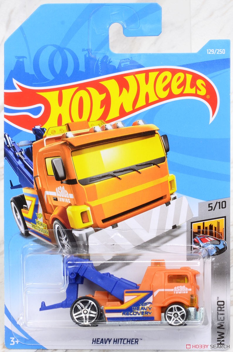 Hot Wheels HW Metro Heavy Hitcher (完成品) パッケージ1