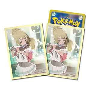 Pokemon Card Game Deck Shield Lilie Ritual at the Altar (Card Sleeve)