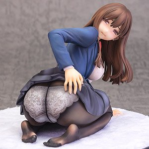 Masoo Haiume Illustration by Yom (PVC Figure)