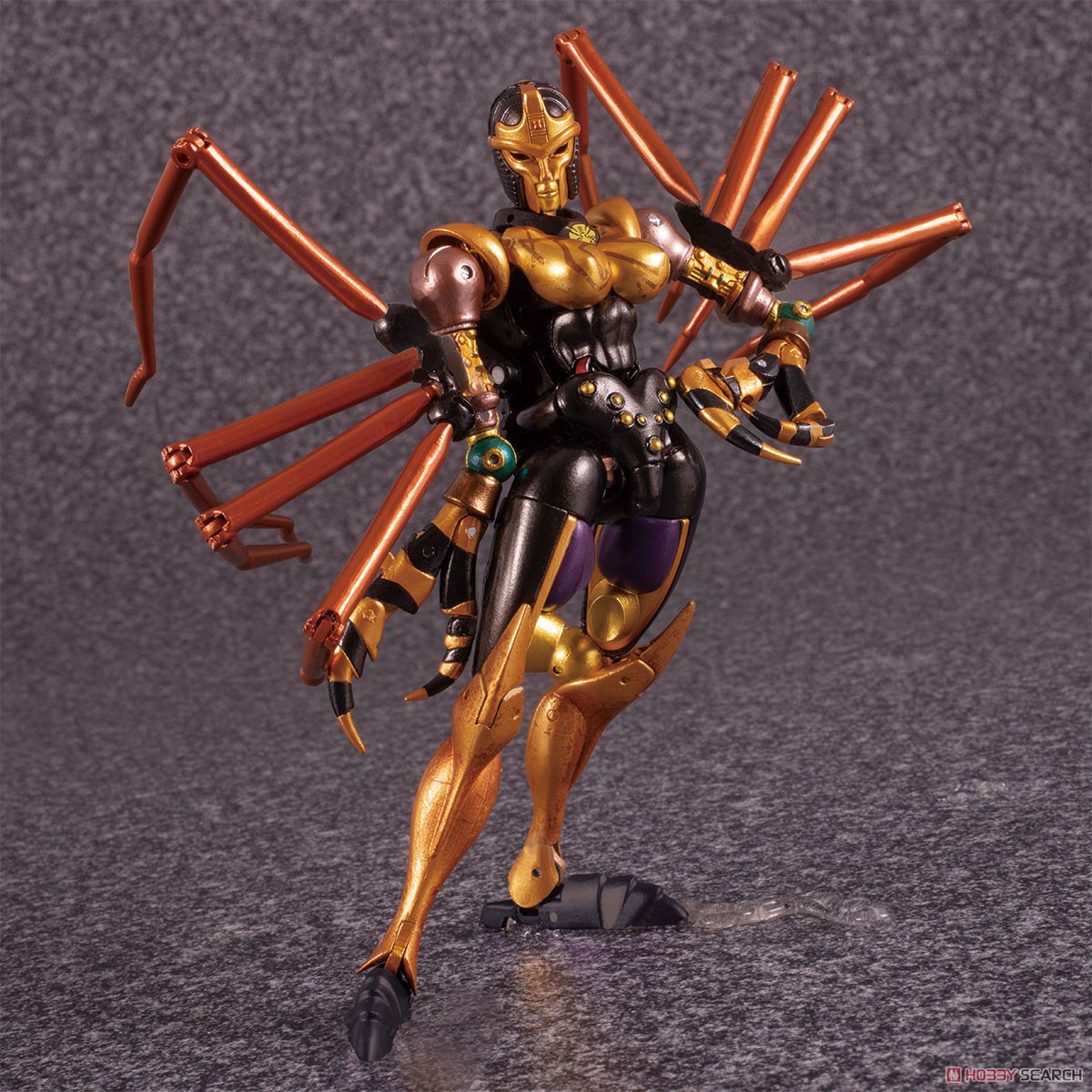 MP-46 Blackwidow (Beast Wars) (Completed) Item picture1