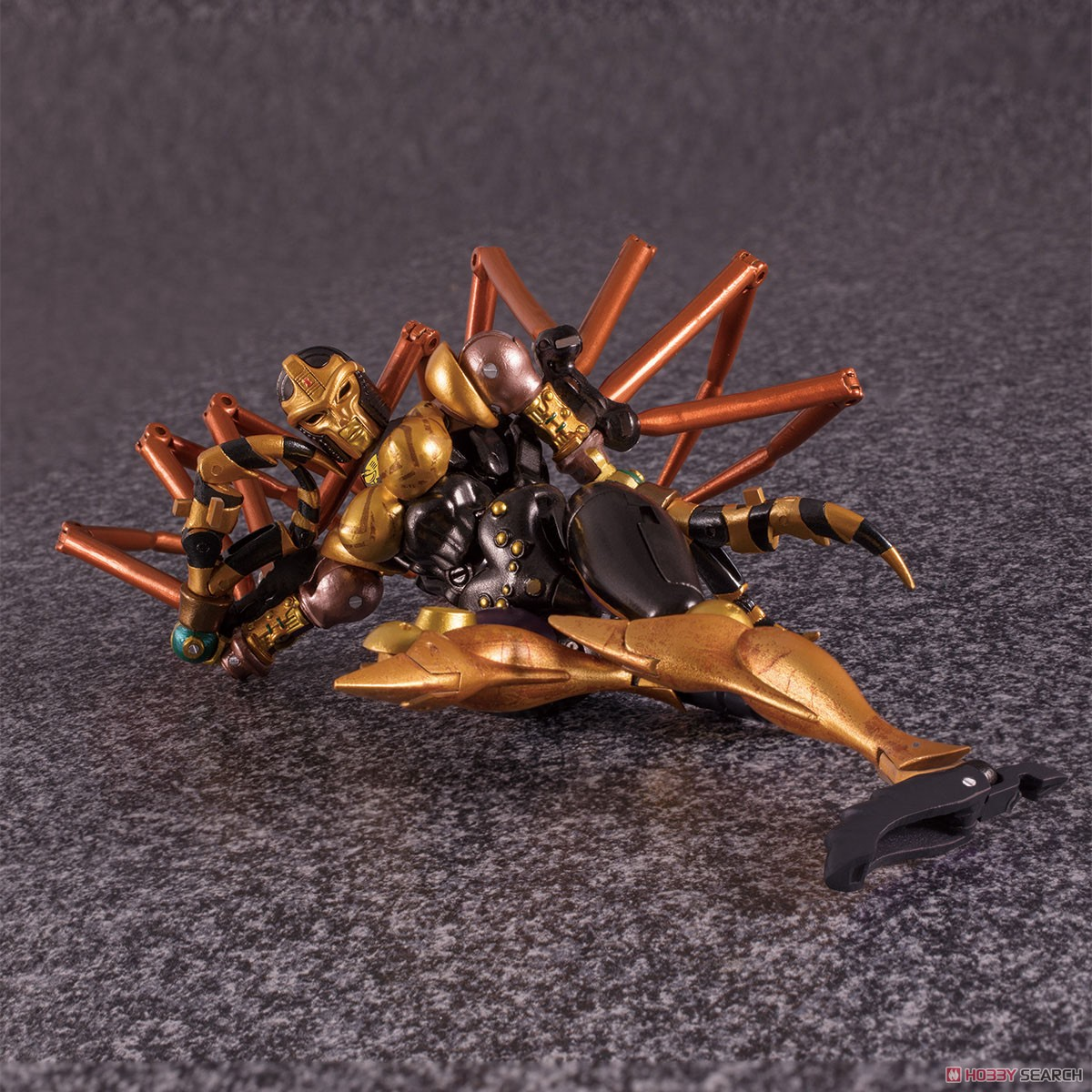 MP-46 Blackwidow (Beast Wars) (Completed) Item picture3