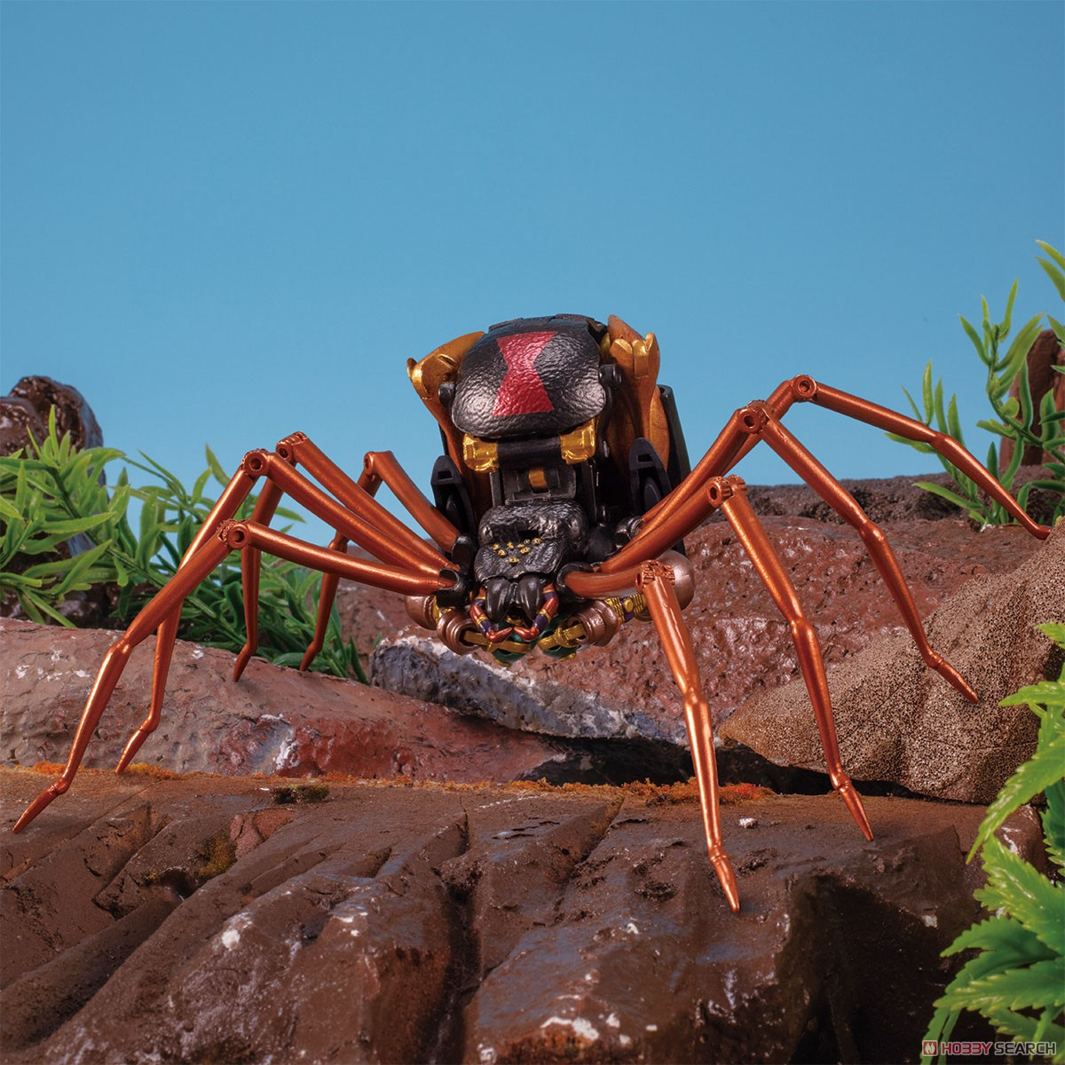 MP-46 Blackwidow (Beast Wars) (Completed) Item picture5