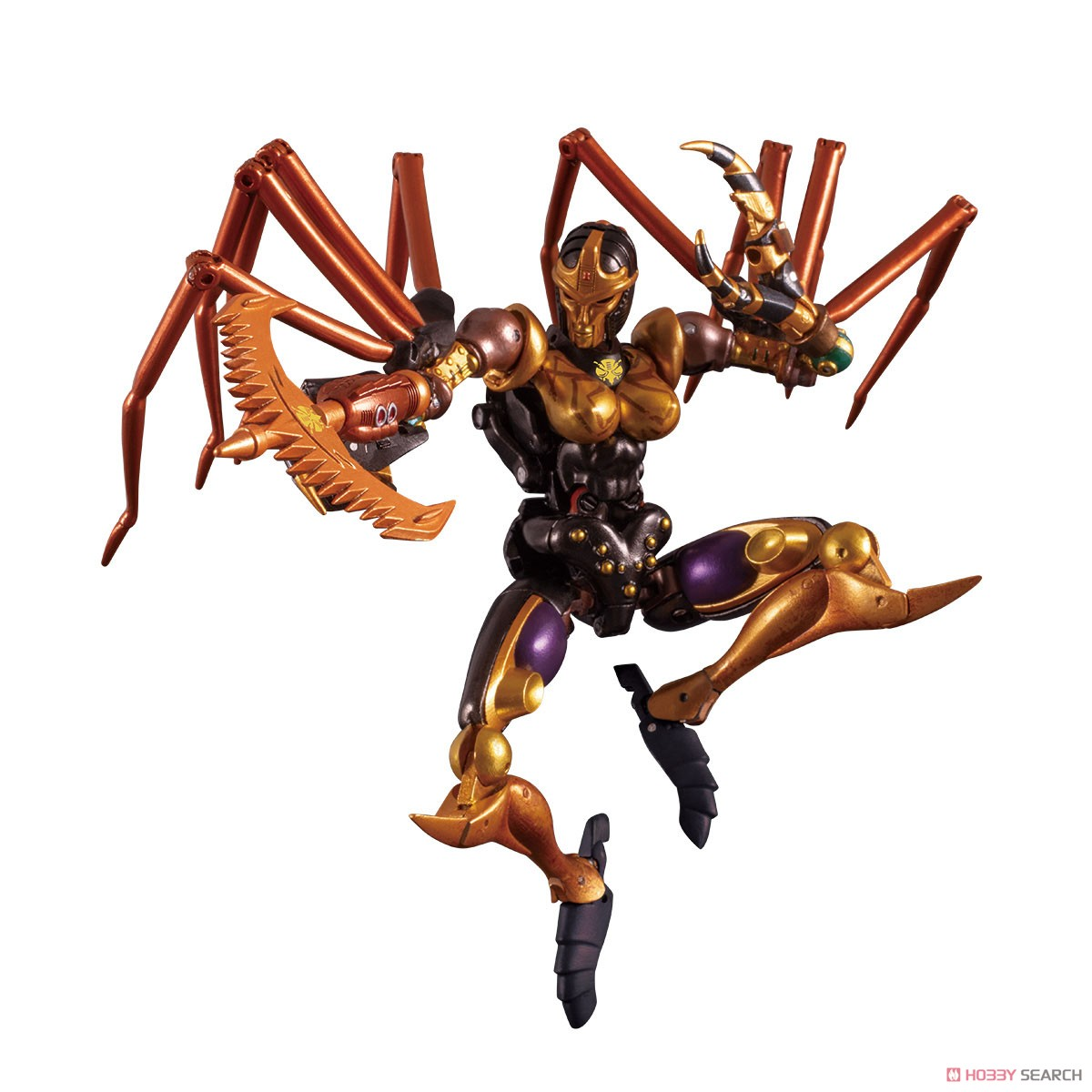 MP-46 Blackwidow (Beast Wars) (Completed) Item picture9