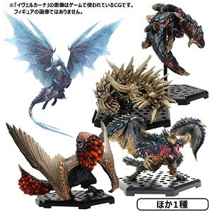 Capcom Figure Builder Monster Hunter Standard Model Plus Vol.14 (Set of 6) (Completed)