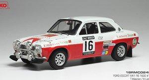 フォード エスコート MK1 RS 1600 1971年RACラリー #16 T.Makinen / H.Liddon (ミニカー)