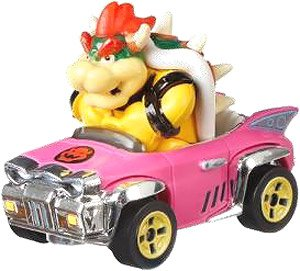 Hot Wheels Mario Kart Bowser (Completed)
