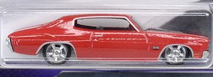 Hot Wheels The Fast and the Furious Assorted 1/4 Mile Muscle 1970 Chevrolet Chevelle SS (Completed)